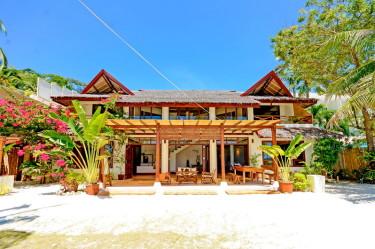 White Beach Villas Boracay